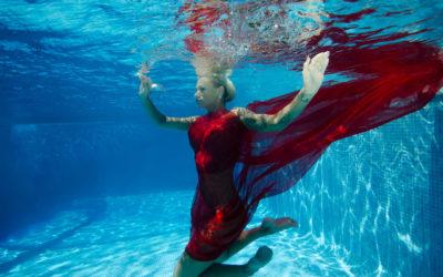 Impressionen Unterwasser-Shooting