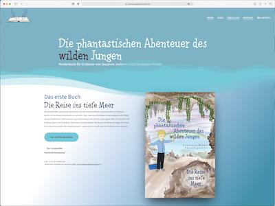 Phantasiegeschichten - by Constanze Henkel und Susanne Jockwer